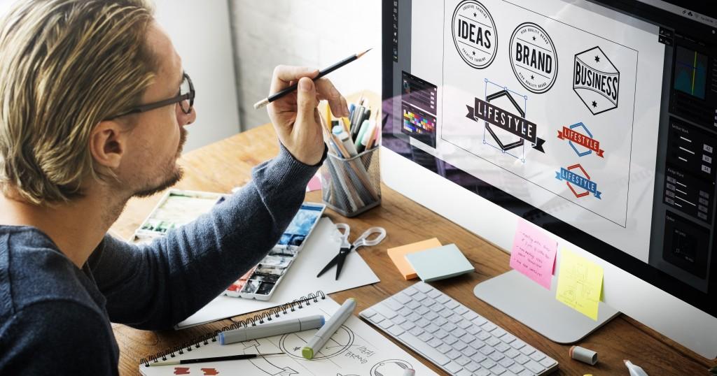 Logo Design Business Concept