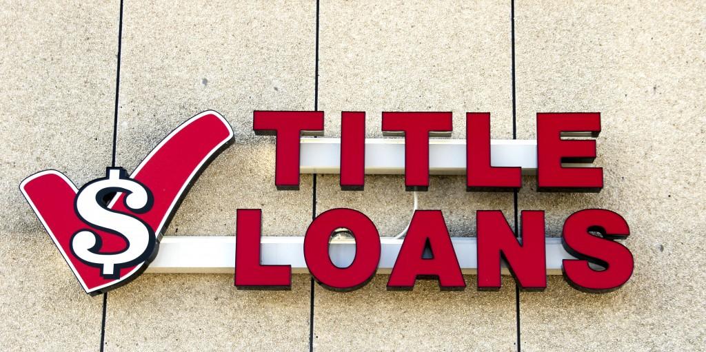 Interest-only Title Loan