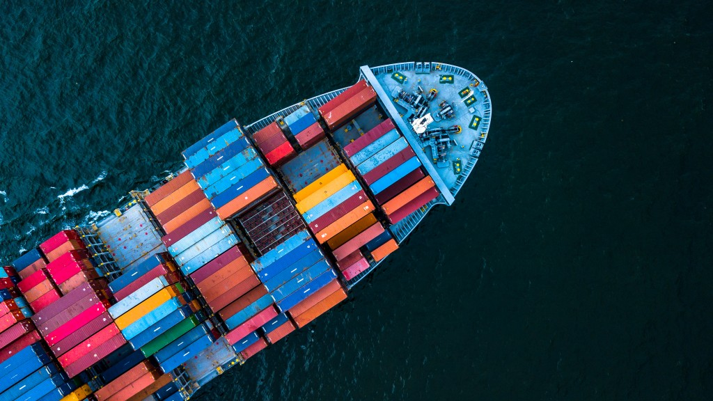 shipments in transit