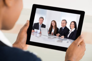 Online Job Interviews: The Art of Selling Yourself