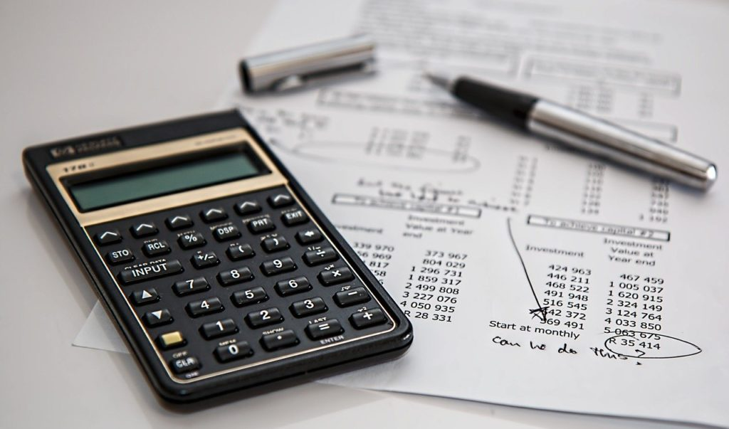 handling finance