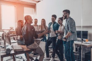 Engaging Employees in the Startup Setting